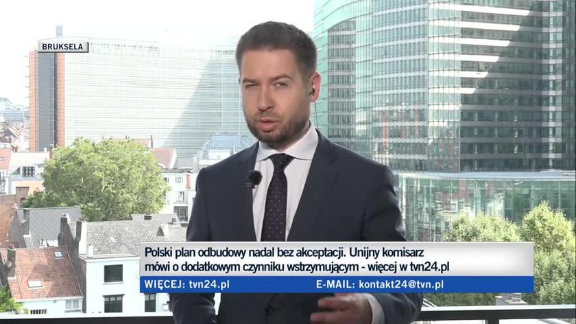 Maciej Sokołowski o problemach z Krajowym Planem Odbudowy (KPO) Polski