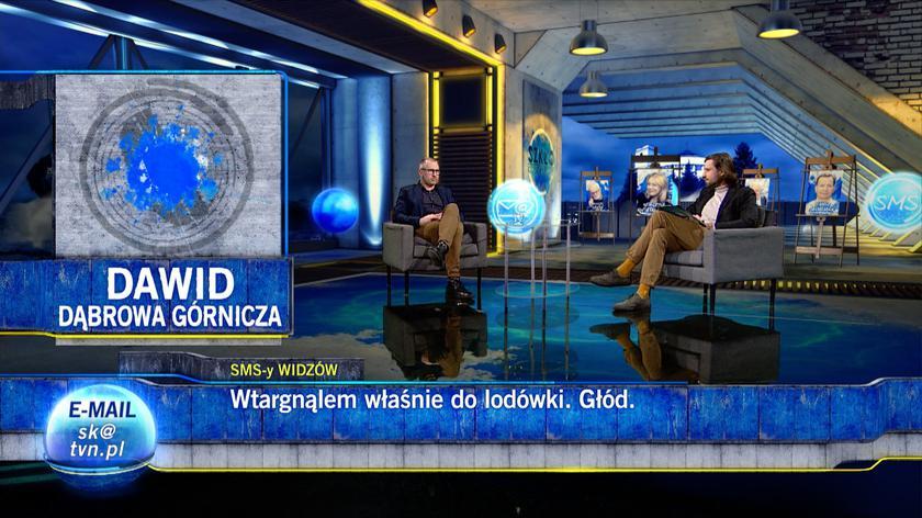 Dawid Podsiadło zadzwonił do Szkła Kontaktowego i opowiedział o serniku, który przekazał na aukcję WOŚP