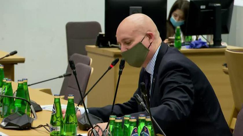 Minister Hoffmann o zarzutach posłów KO i Lewicy: pełne fake newsów i hejtu