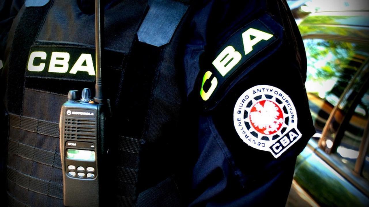 Akcja CBA. Agenci weszli do blisko 30 miejsc w całej Polsce