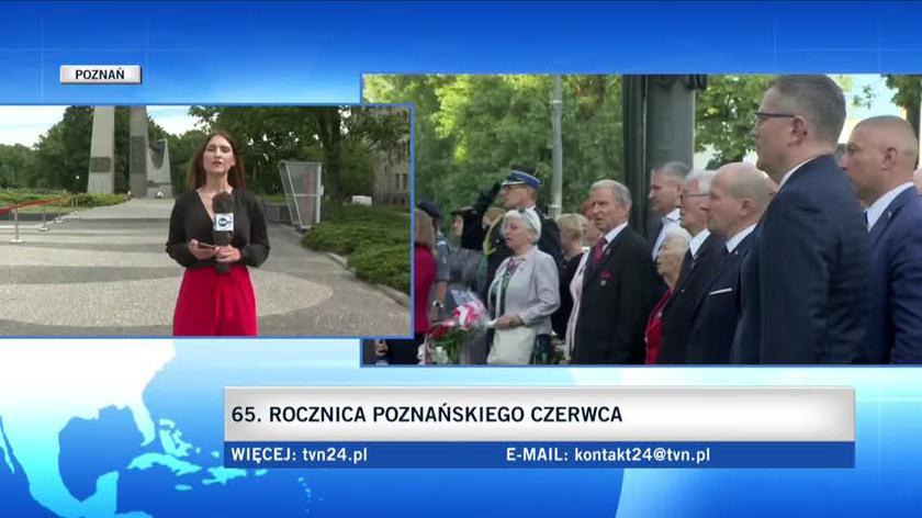 """65. rocznica Poznańskiego Czerwca '56. """"Brałem udział w zdobyciu więzienia"""""""