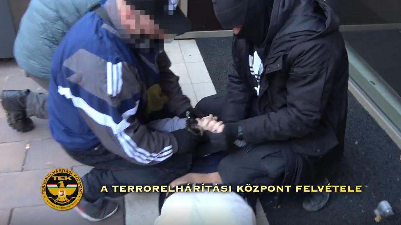 Trop prowadził na Węgry, tam kontrterroryści zatrzymali podejrzanego o porwanie kobiety