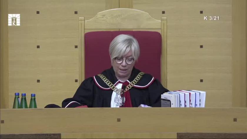 Trybunał Konstytucyjny wznowił posiedzenie w sprawie wyższości prawa unijnego nad krajowym