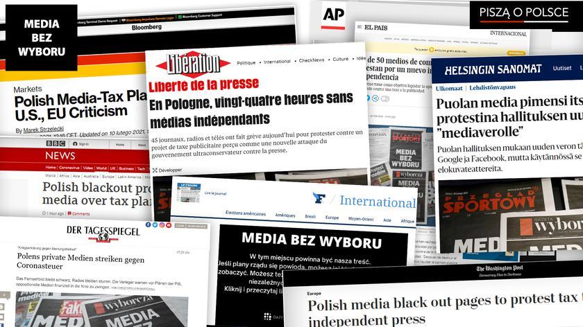 """""""Chodzi o to, żeby ścigać i skubać media, których władza nie lubi"""""""