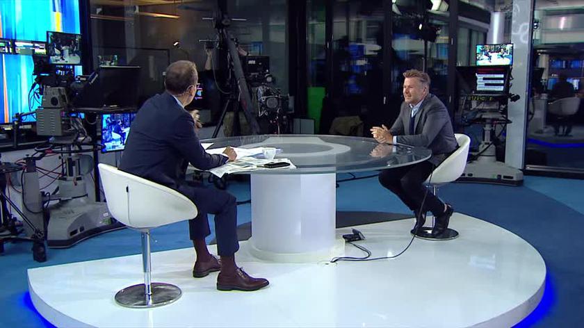 Jakub Porada o pracy w TVN24 dwadzieścia lat temu