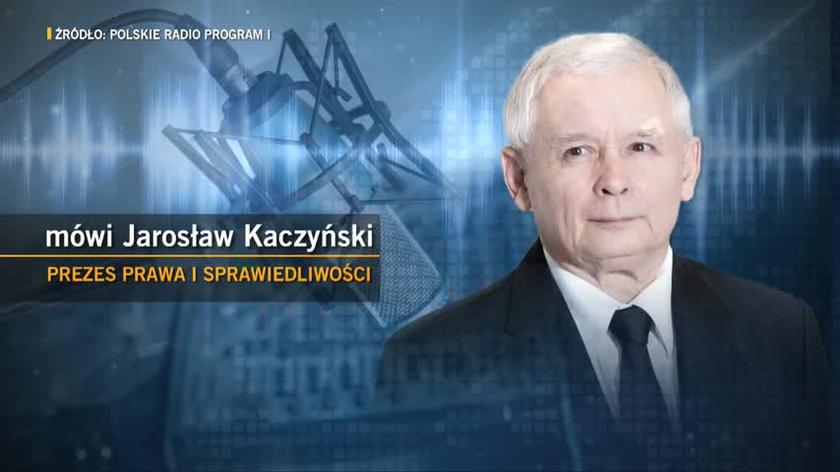 Jarosław Kaczyński: będzie rekonstrukcja rządu, ale zmiany personalne nie obejmą premiera