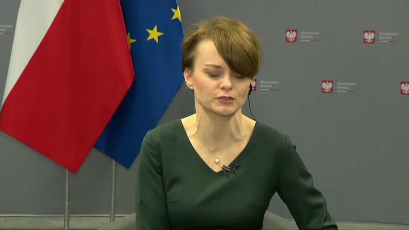 Emilewicz: będziemy chcieli przywrócić rolę PKW oraz wzmocnić powszechność i tajność wyborów