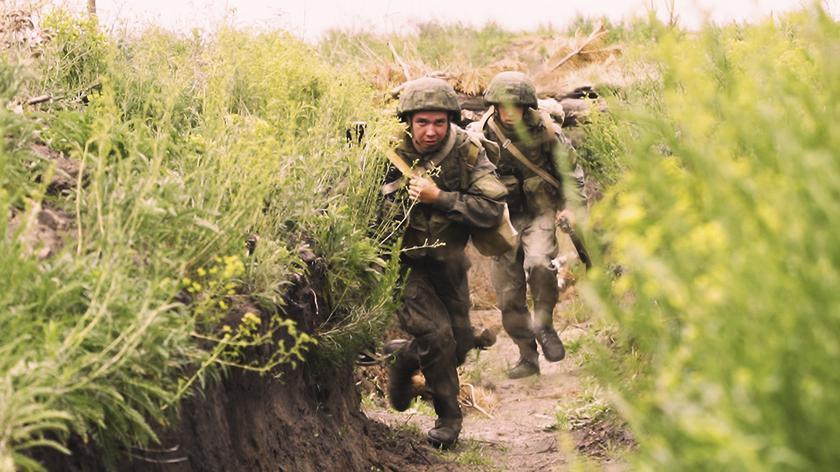 Rosyjscy żołnierze przygotowują się do ćwiczeń Zapad 2021