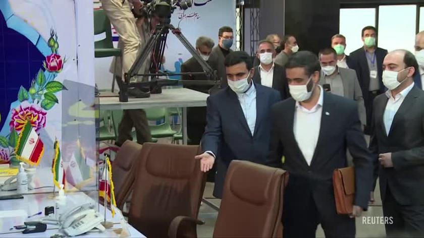 Zapisy kandydatów na prezydenta Iranu