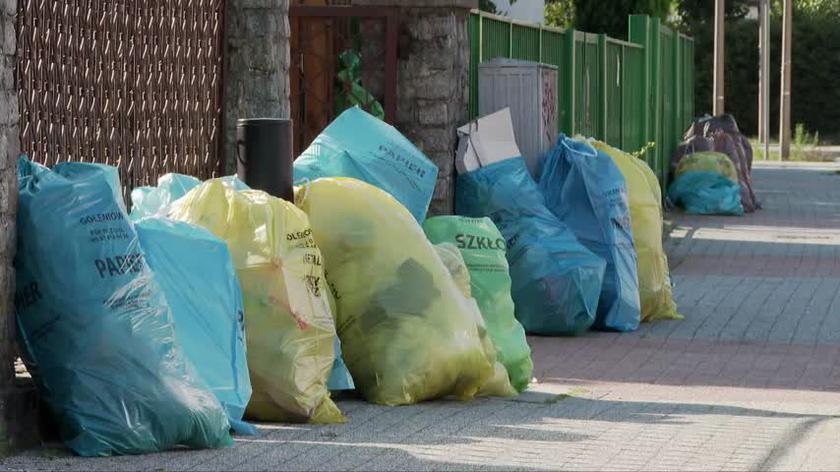 Miasto bez śmieciarek. Czy Goleniów utonie w śmieciach?