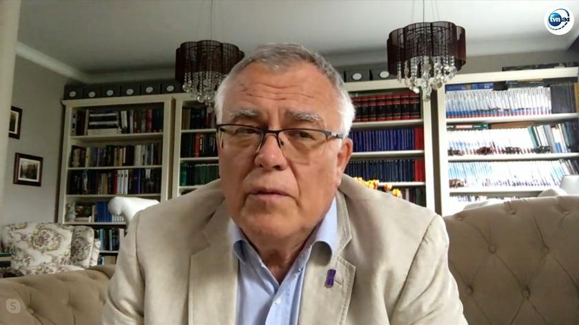 Prof. Hofmański: to, że głosowanie się nie obywa, to fakt zaniechania władzy