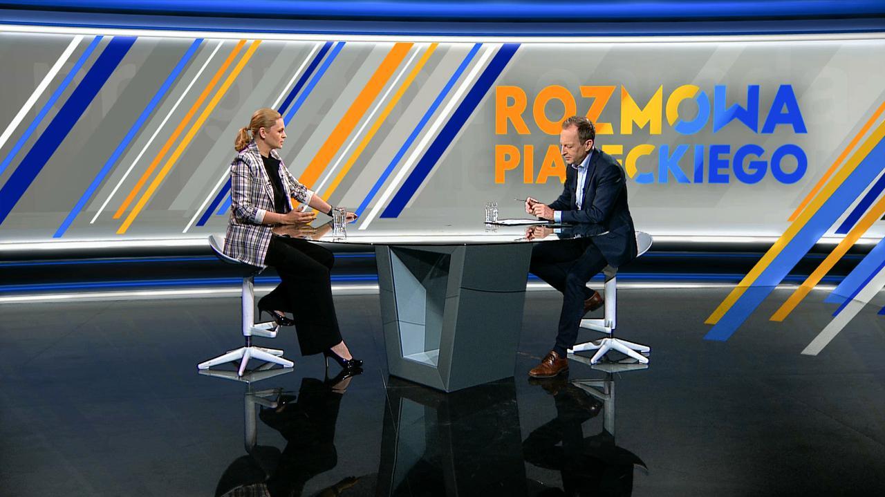 Nowacka: wyborcy Koalicji Obywatelskiej lokują swoje nadzieje wokół ruchu Trzaskowskiego