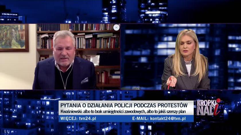Kwaśniewski: słabość opozycji polega na tym, że nie wykształciła wiarygodnych liderów