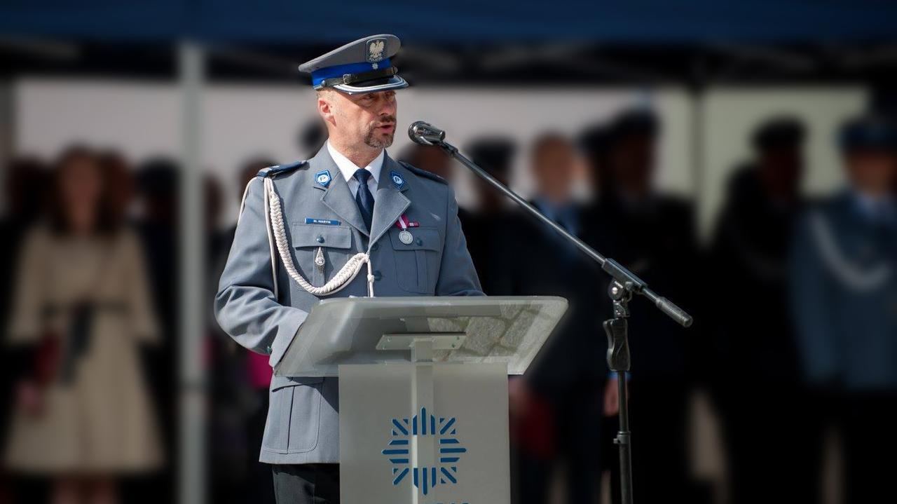 Komendant policji w Wołowie odwołany