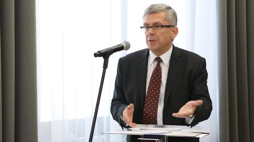 Karczewski o apelu posłów do TK w sprawie aborcji