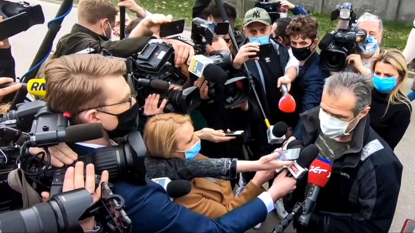 Sławomir Nowak opuścił areszt