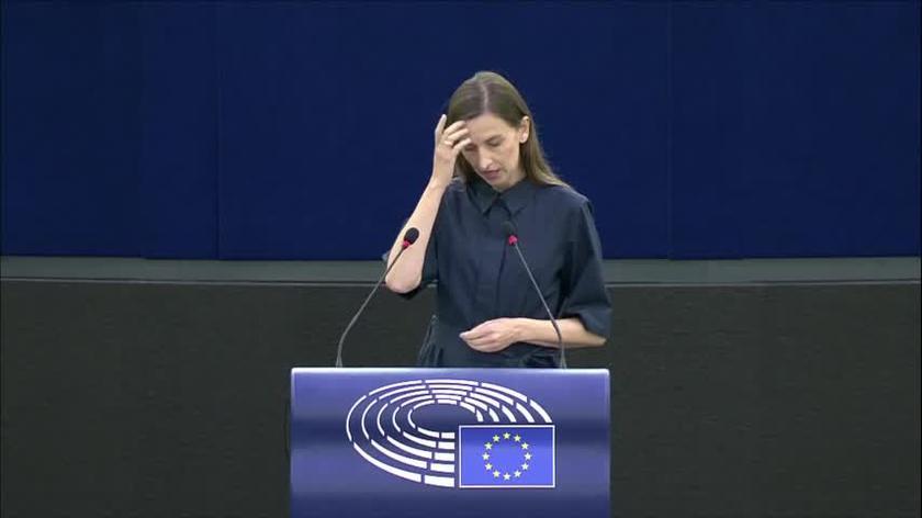 Sylwia Spurek: znowu rozmawiamy w PE o problemach Polski, zamiast rozmawiać o przyszłości