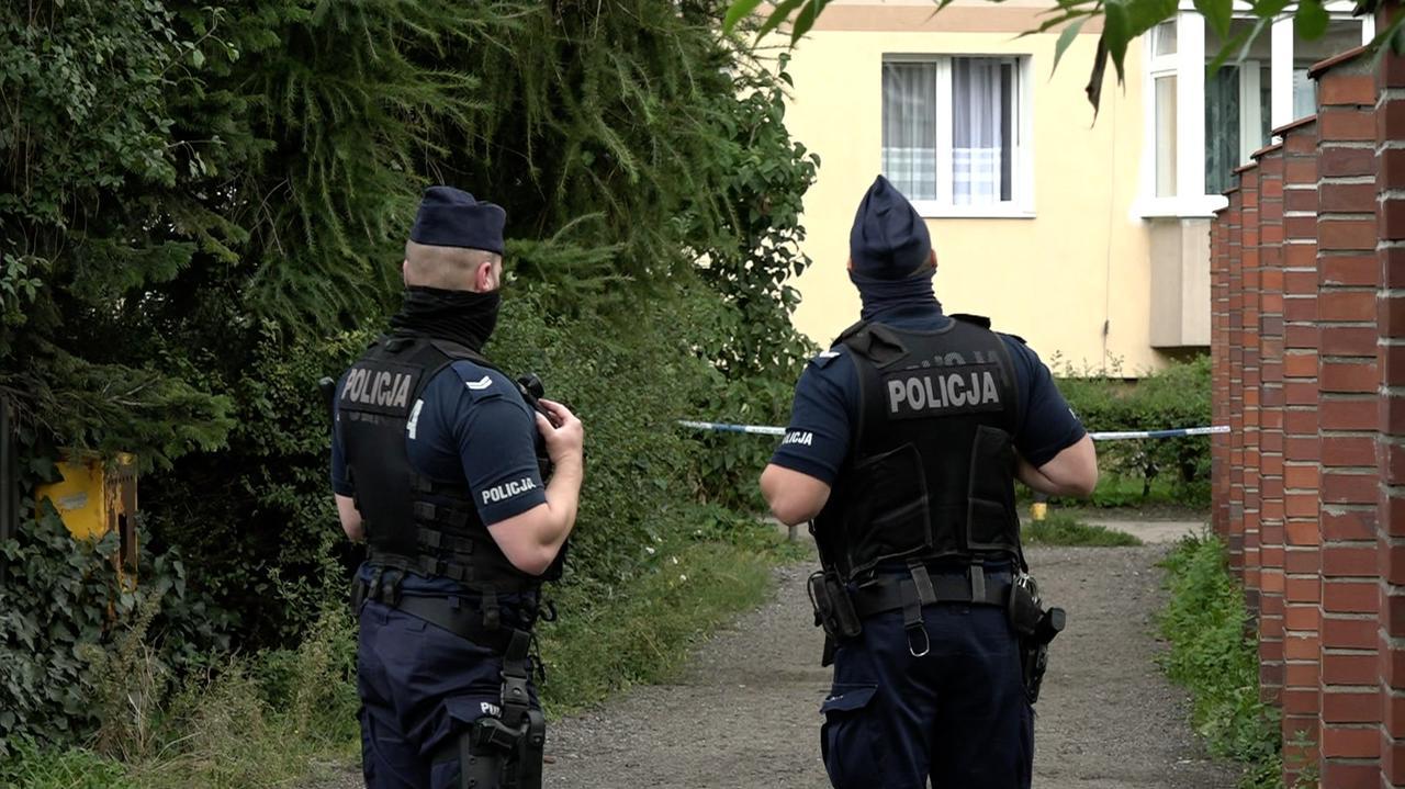 Ciało 25-letniej kobiety znaleziono w Gdańsku