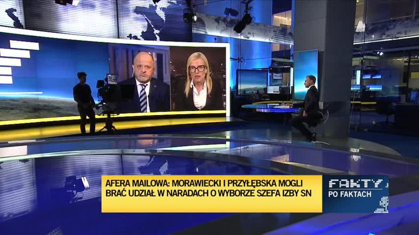 """Afera mailowa. Prokurator Ewa Wrzosek o """"sytuacji na granicy przestępstw kryminalnych"""""""