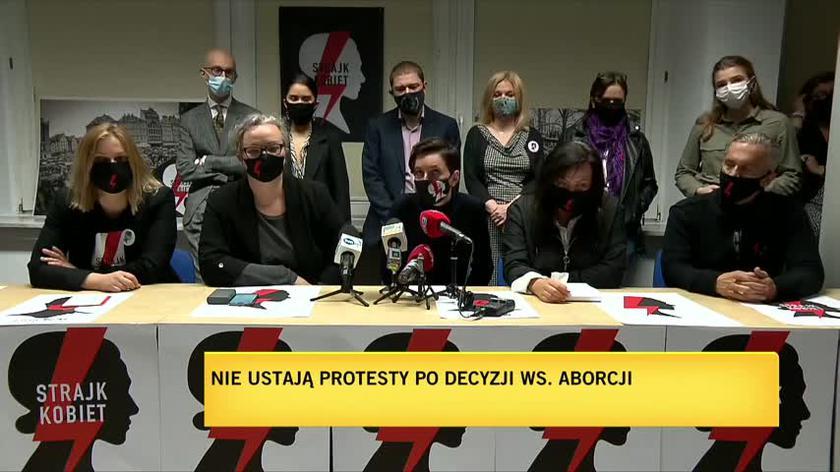 Postulaty Rady Konsultacyjnej Ogólnopolskiego Strajku Kobiet