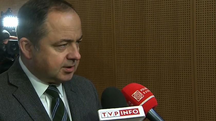 Minister Szymański przed trzecim wysłuchaniem Polski przed Radą UE