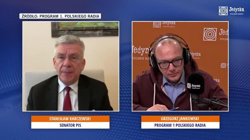 Karczewski: cieszę, się, że Obajtek nie inwestuje w wille za granicą, tylko w Polsce