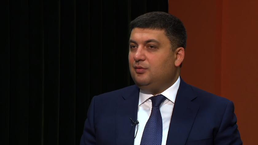 Wywiad z premierem Ukrainy