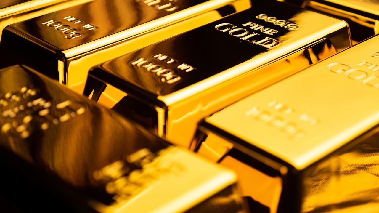 Bank centralny kupuje złoto