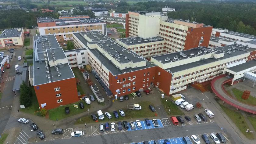 Wstrzymano przyjęcia pacjentów w szpitalu w Grudziądzu
