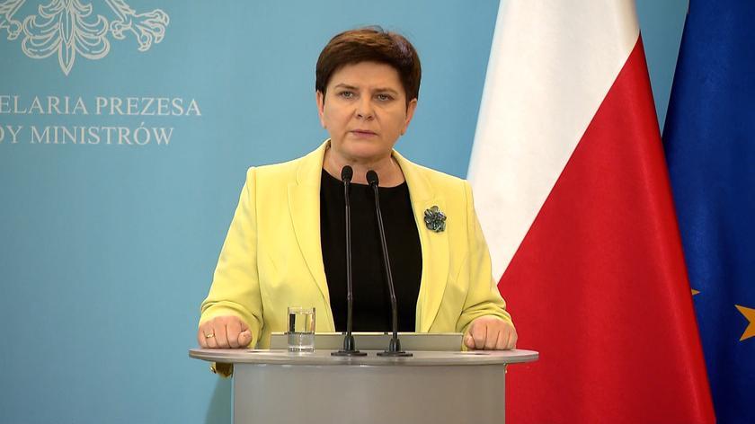 Wicepremier Szydło zaproponowała oświatowym związkom zawodowym kolejne rozmowy