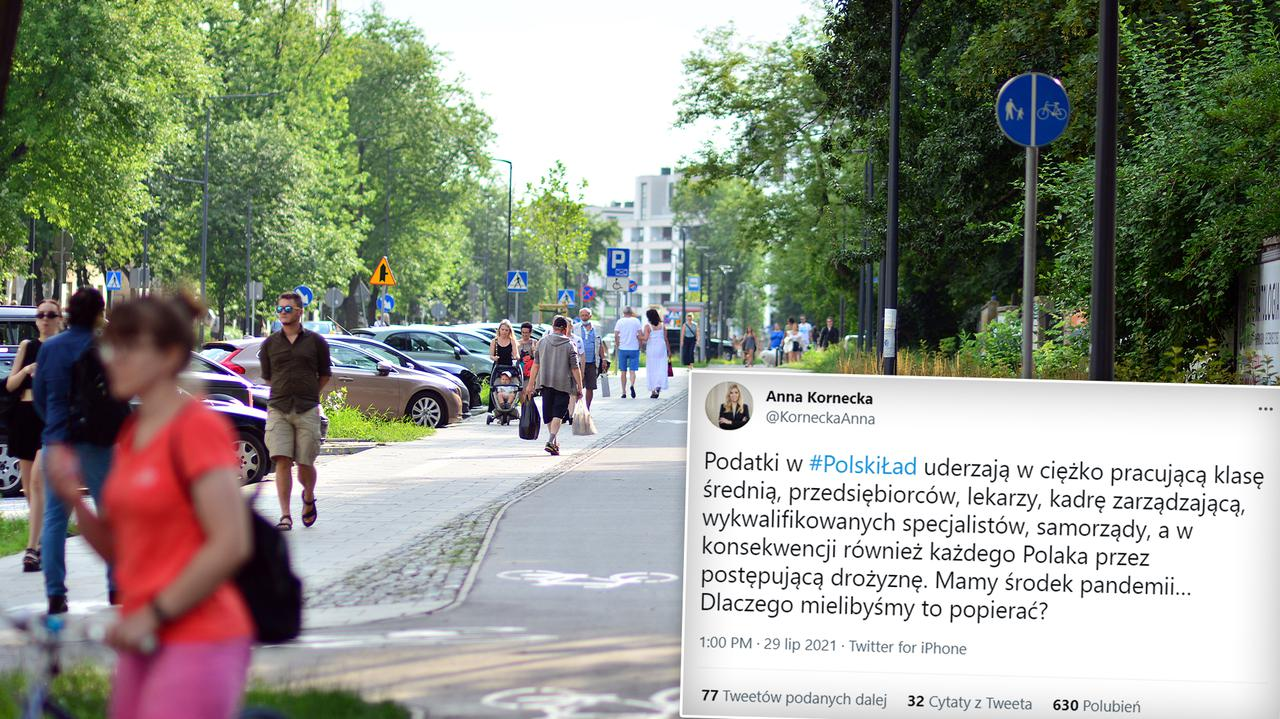 Zmiany podatkowe w Polskim Ładzie. Wiceminister Anna Kornecka komentuje