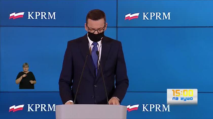Morawiecki: zaproponujemy, aby przepisy o uboju rytualnym weszły w życie 1 stycznia 2022 roku