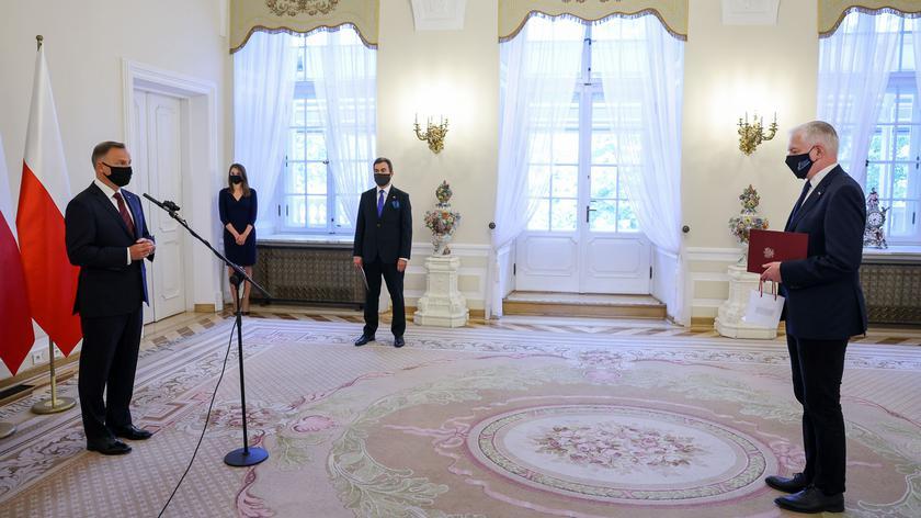 """""""Proszę wybaczyć, panie premierze, ale nie będzie spotkania jak zawsze w cztery oczy"""""""