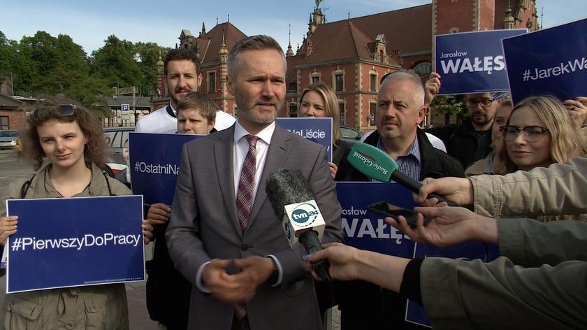 Wałęsa: to była bardzo intensywna kampania do europarlamentu