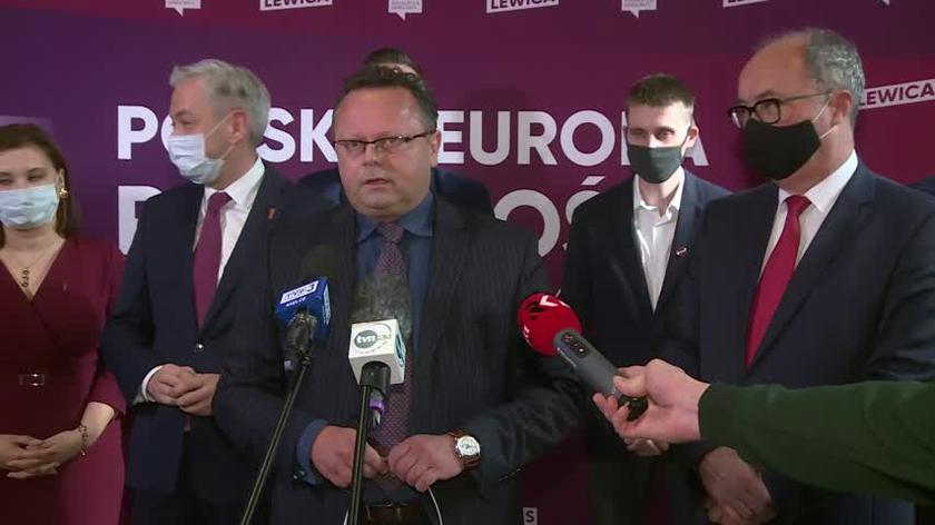 Szejna o dramatycznej sytuacji w świętokrzyskich szpitalach