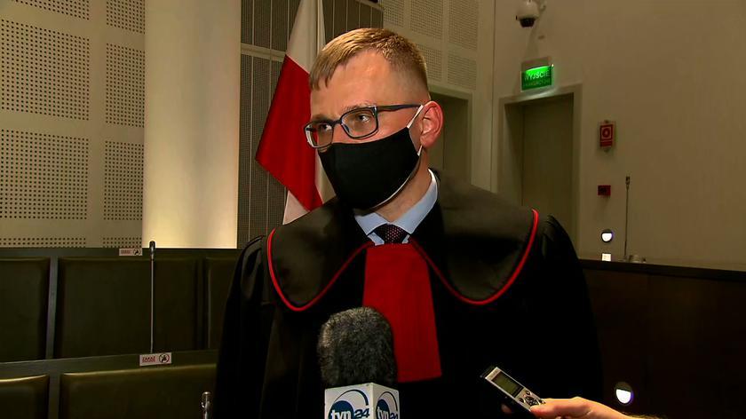 Prokurator Kowalczyk: orzeczenie jest nieprawomocne, zapewne będzie weryfikowane poprzez kontrolę instancyjną
