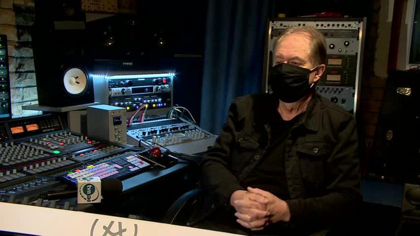 Krzysztof Krawczyk nagrał w Poznaniu kilkaset utworów