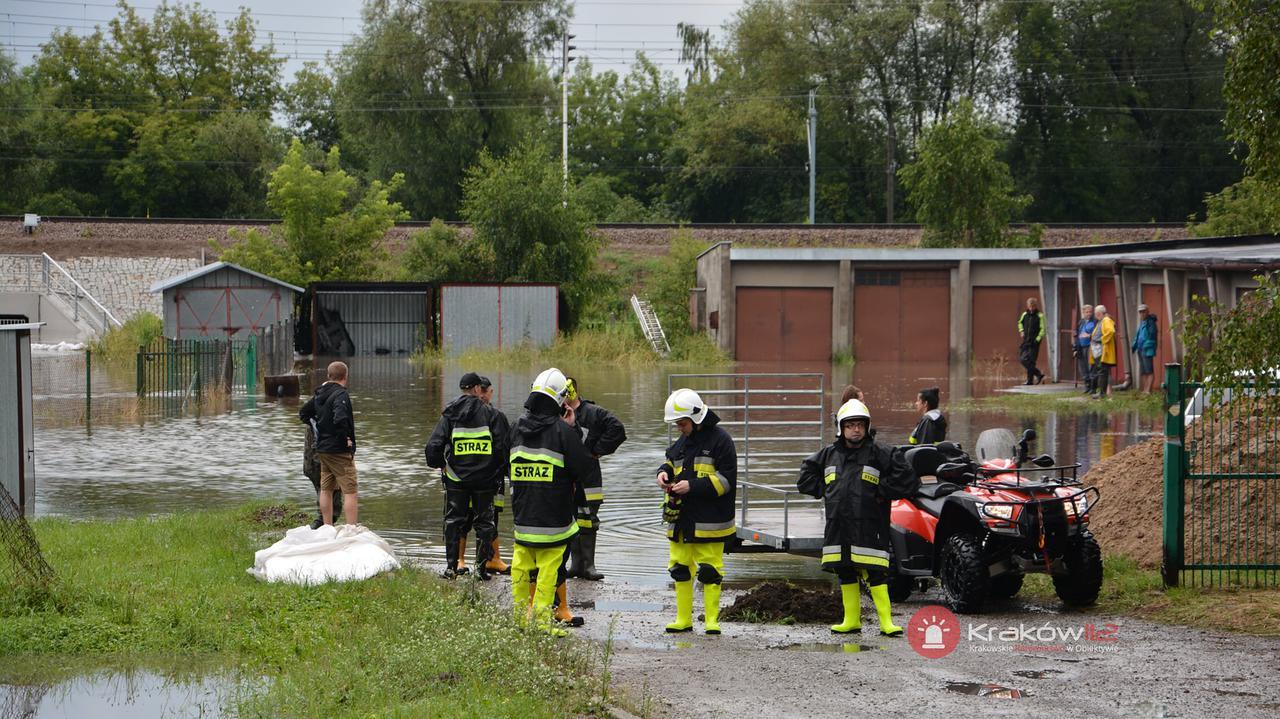 Kraków po burzy. Jeden ze żłobków został zalany po raz czwarty w ciągu dwóch tygodni