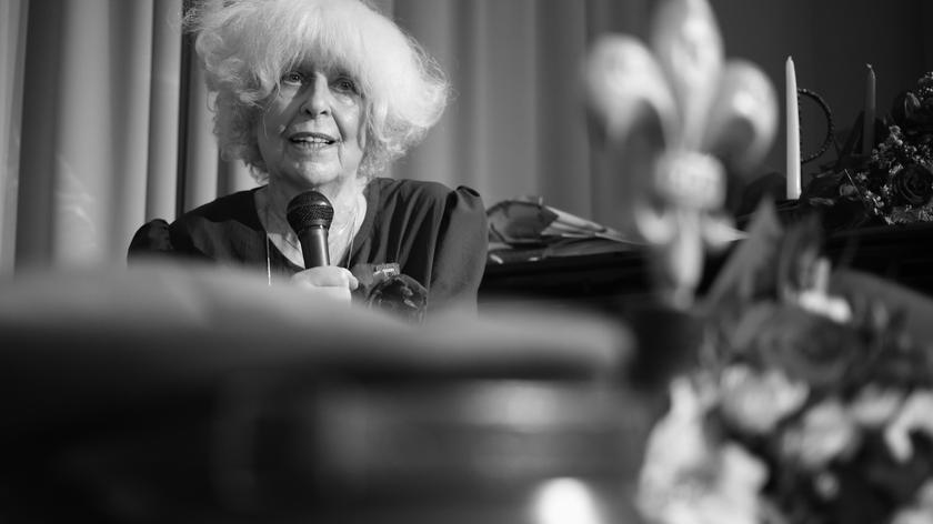Barbara Wachowicz zmarała w wieku 81 lat