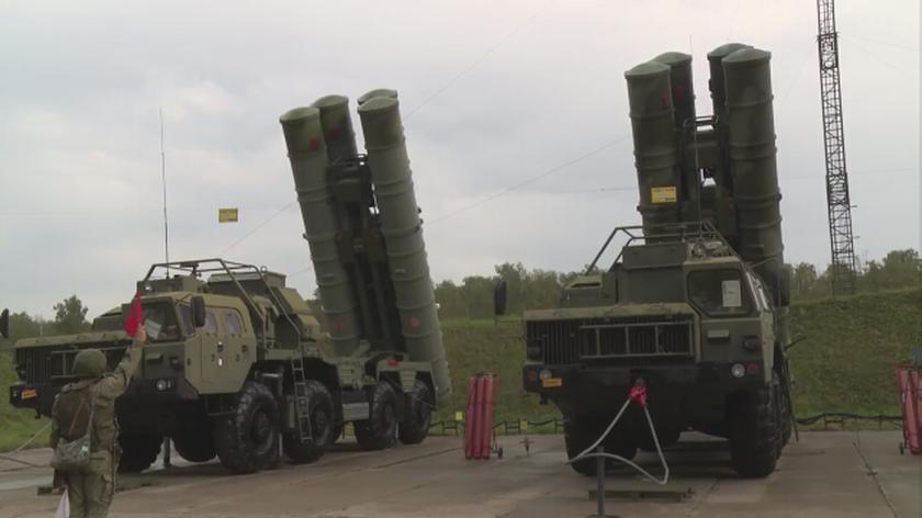 S-400 to najbardziej zaawansowany technologicznie rosyjski przeciwlotniczy system rakietowy