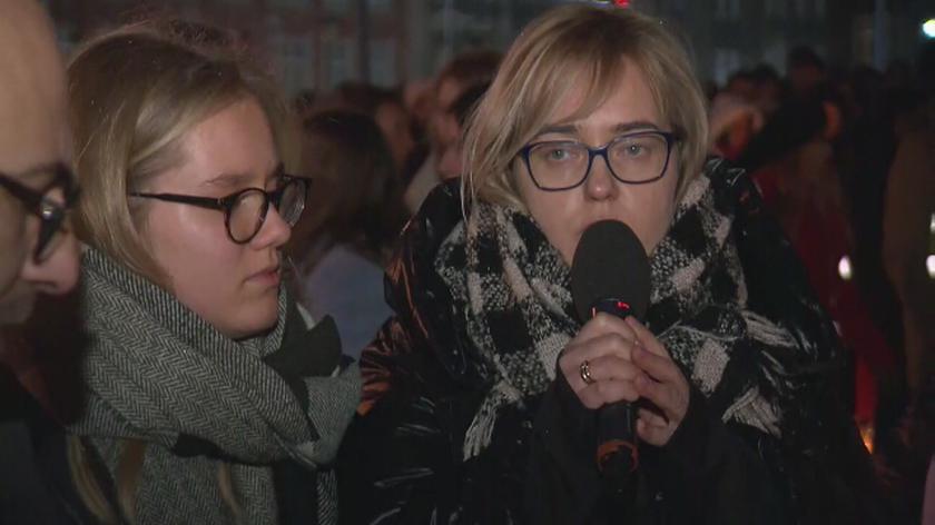 Magdalena Adamowicz: wiem, że Paweł będzie dobrym opiekunem tego miasta, jego śmierć nie pójdzie na marne