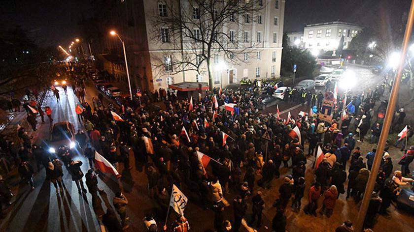 Blokada Sejmu