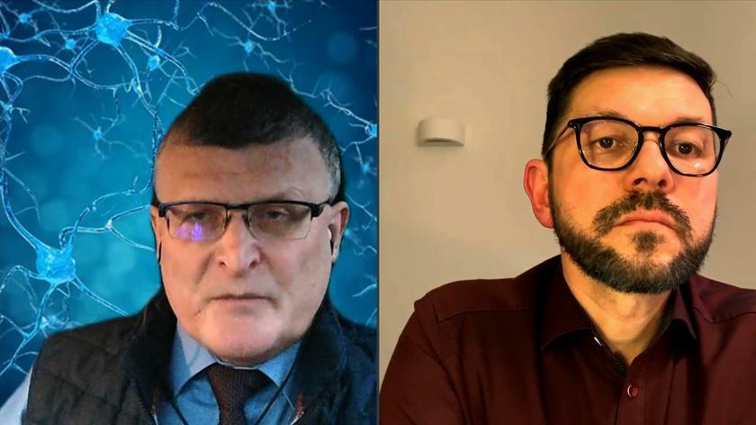 Grzesiowski: zgony są przesunięte o mniej więcej dwa tygodnie