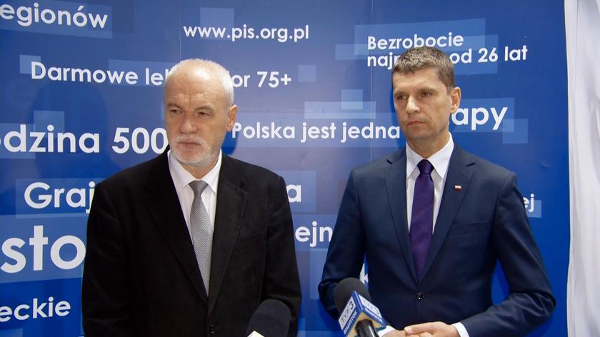 Marek Komorowski - kandydatem PiS do Senatu w okręgu nr 59