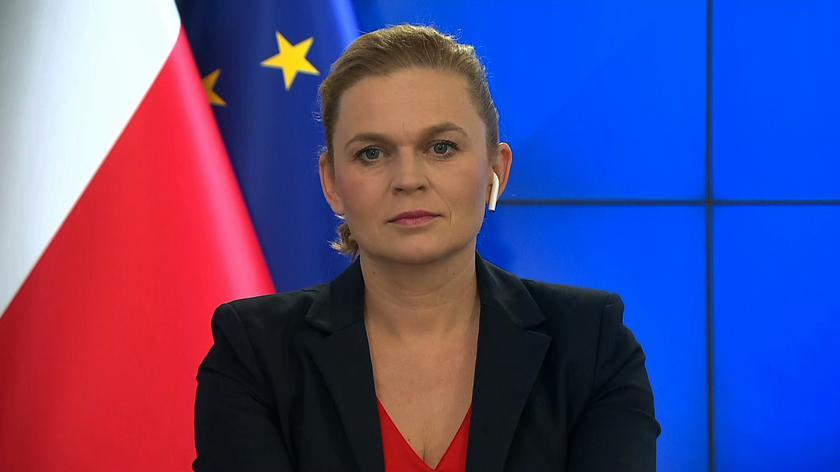 Nowacka: moim zdaniem słowa prezesa PiS były przede wszystkim skierowane do znacznej części społeczeństwa