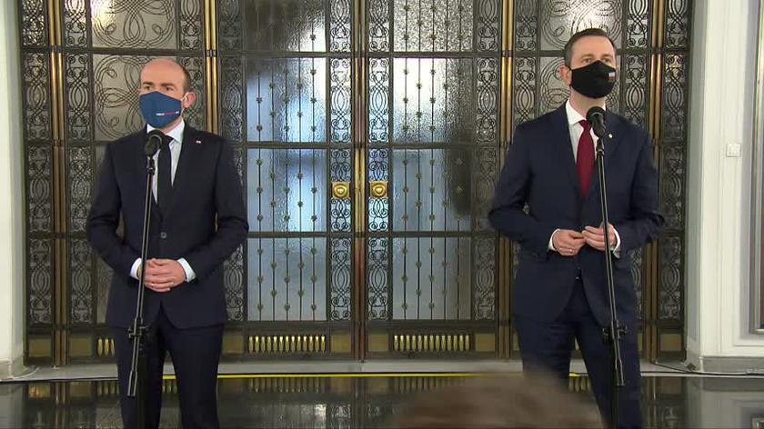 Budka: żądamy od marszałek Sejmu zwołania posiedzenia w sprawie Krajowego Planu Odbudowy