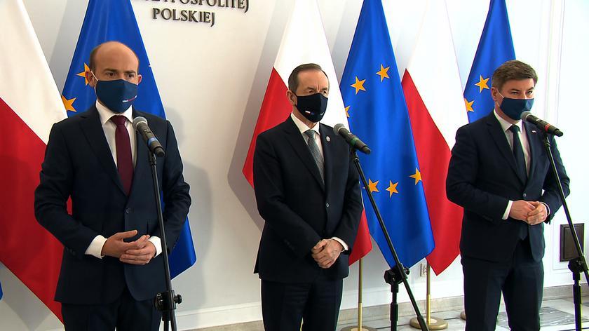 Budka: Wczoraj był punkt zwrotny w polskiej polityce. Rząd PiS utracił większość