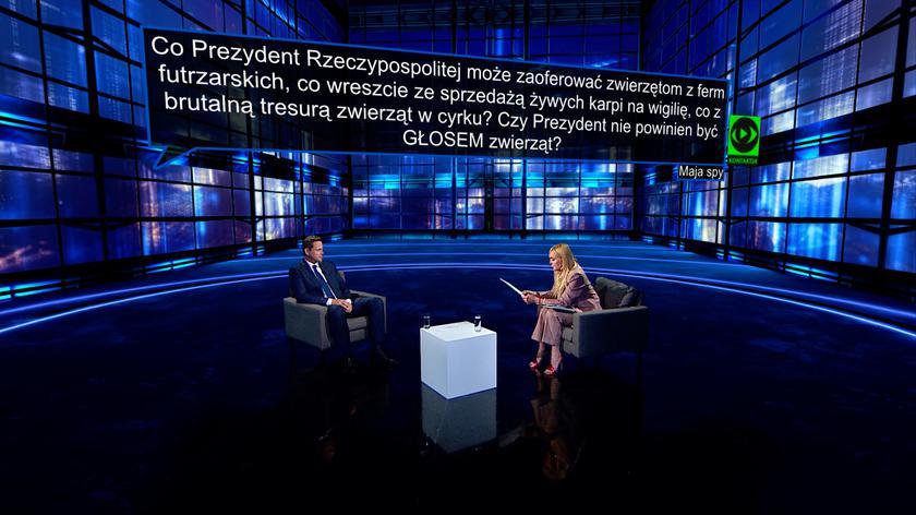 Trzaskowski: powołam pełnomocnika, który się będzie zajmował sprawami zwierząt