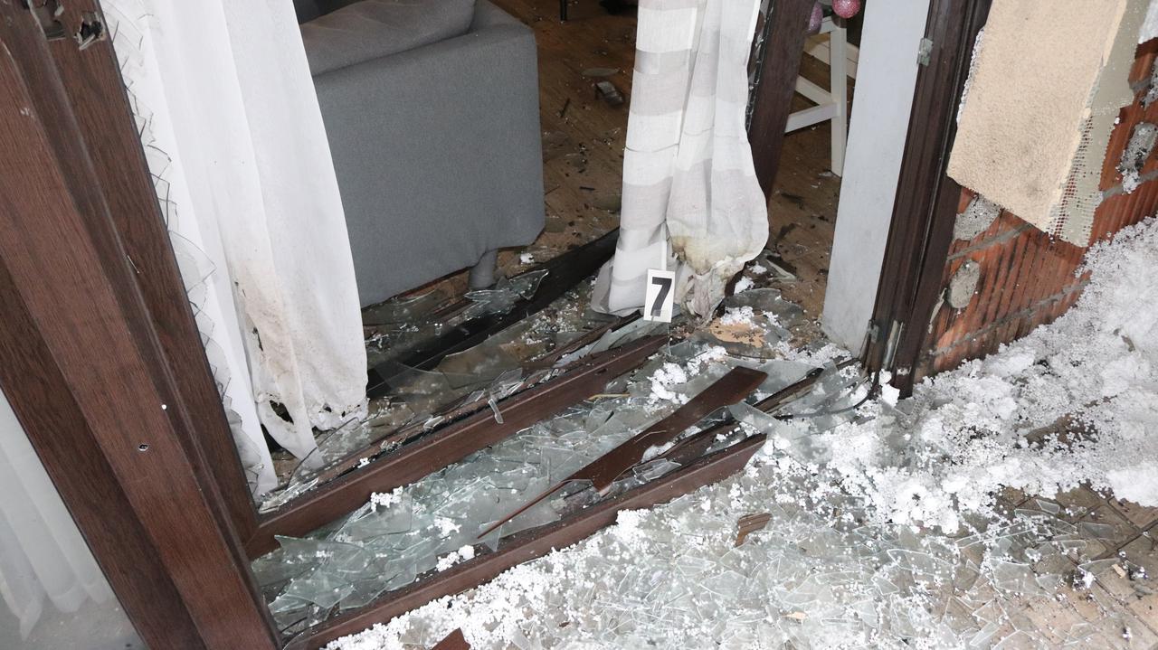 Dzieci spały, gdy wybuchła bomba. Prokuratura: podejrzany o zlecenie zamachu miał dług wobec ich ojca