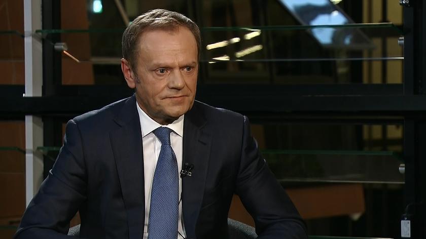 Tusk: prawo stało się instrumentem do politycznej konfrontacji